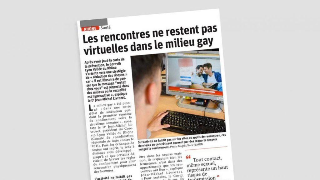 Le_progrès_-_Article_homophobe_-_Diffamation