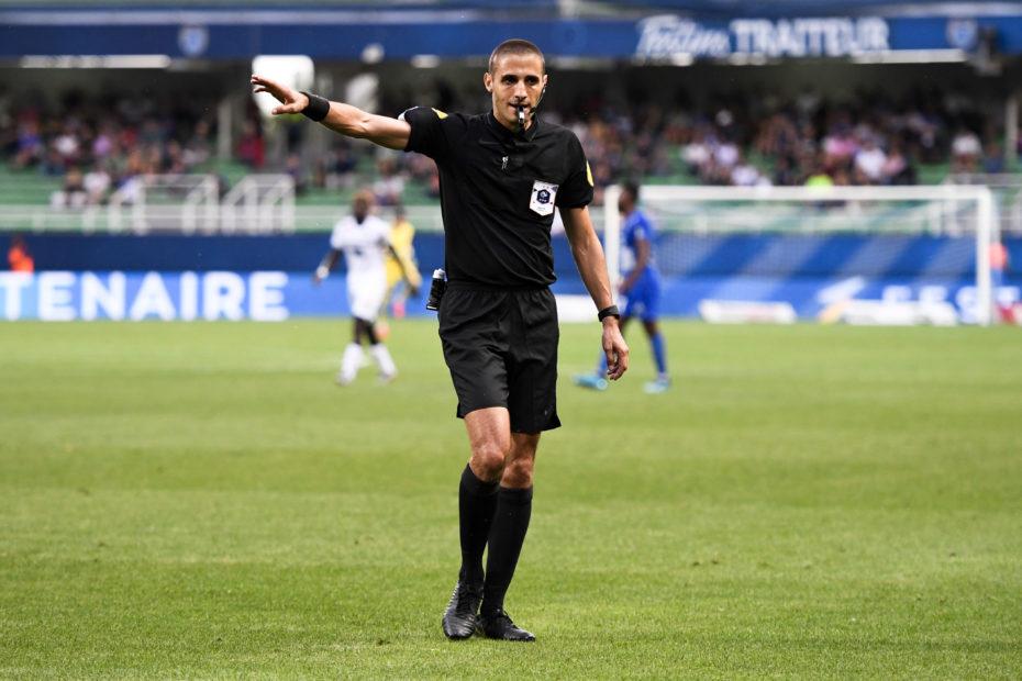 FOOTBALL : Troyes vs Le Havre - Dominos Ligue 2 - 09/08/2019