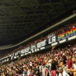 Match Nice-OM : plainte contre les auteurs des banderoles homophobes