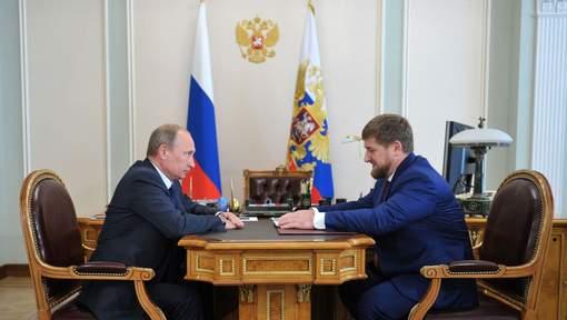 Poutine_et_Kadyrov