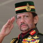Demande officielle de retrait de la Légion d'honneur du sultan de Brunei
