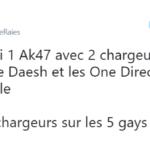Relaxe d'un militant LGBT poursuivi pour diffamation par un twittos homophobe